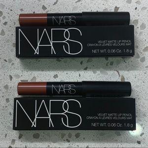 2 Pack NARS Matte Lip Pencil